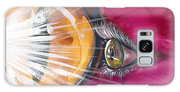 Eyelights Galaxy Case