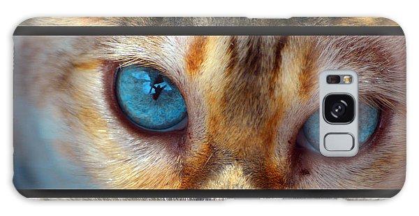 Eyes 1 Galaxy Case