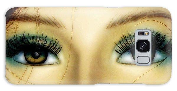Eyes Galaxy Case