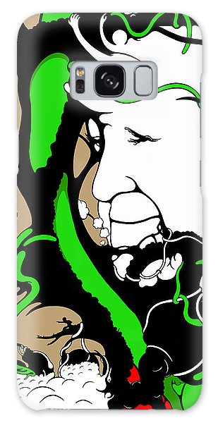 Eyes Of Faith Galaxy Case