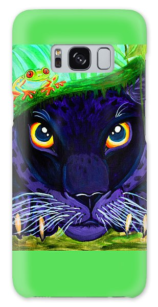 Eyes Of The Rainforest Galaxy Case