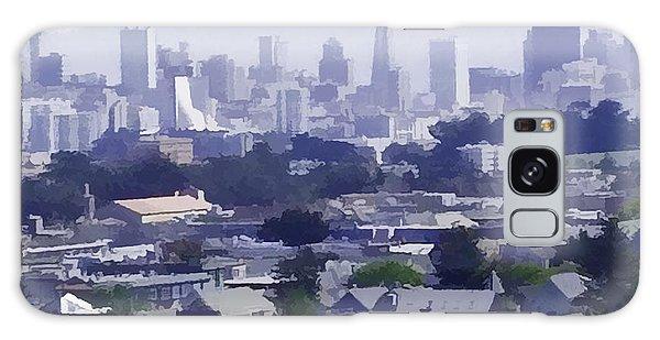 Looking East Toward San Francisco Galaxy Case