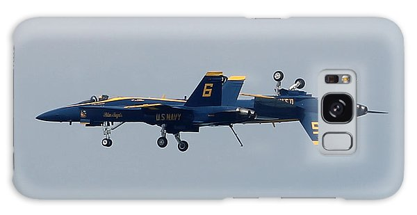 F/a 18 Hornet In Tandem Galaxy Case