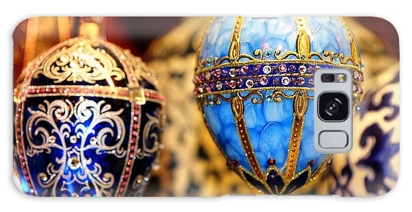 Faberge Holiday Eggs Galaxy Case