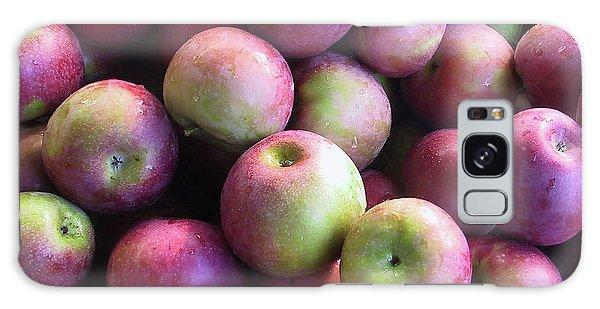 Fabulous Fall Fruits Galaxy Case