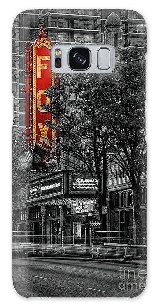 Fabulous Fox Theater Galaxy Case
