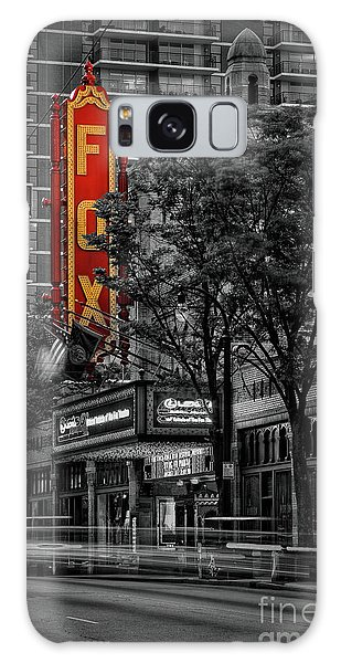 Fabulous Fox Theater Galaxy Case