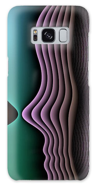 Face To Face Galaxy Case