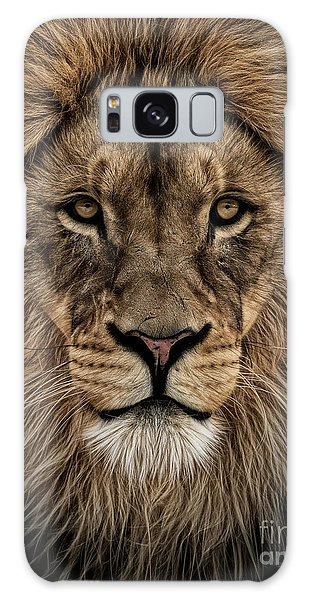 Facing Courage Galaxy Case