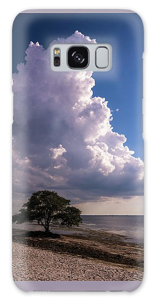 Ominous Galaxy Case - Facing The Storm by Marvin Spates