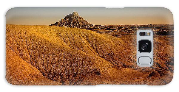 Factory Butte Galaxy Case