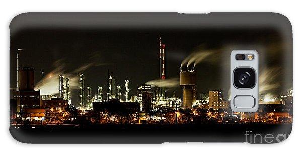 Industry Galaxy Case - Factory by Nailia Schwarz