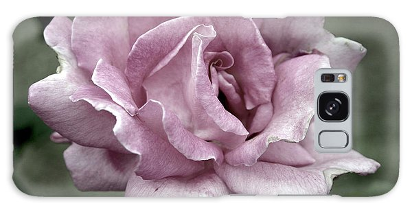 Faded Beauty Rose 0226 H_2 Galaxy Case