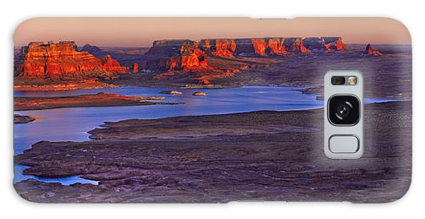 Desert View Tower Galaxy Case - Fading Light by Chad Dutson