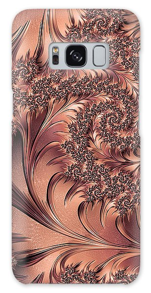 Faerie Forest Floor I Galaxy Case by Susan Maxwell Schmidt