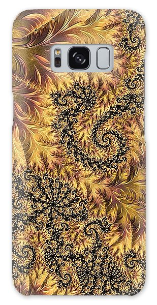 Faerie Forest Floor II Galaxy Case by Susan Maxwell Schmidt