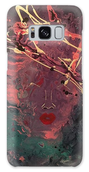 Illusion Of Her Galaxy Case