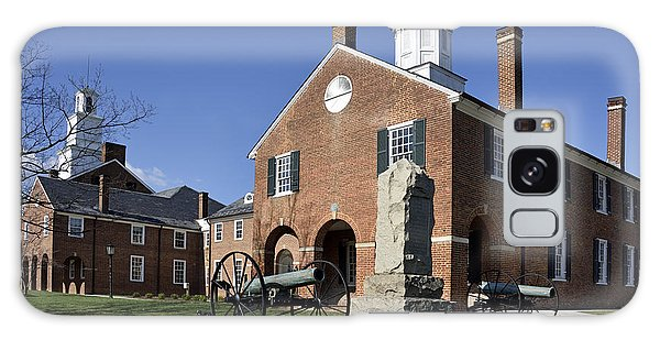 Fairfax Historic Courthouse - Virginia Galaxy Case