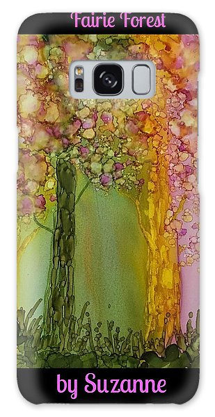 Fairie Forest Galaxy Case