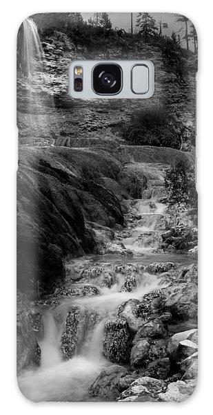 Fairmont Waterfall Galaxy Case