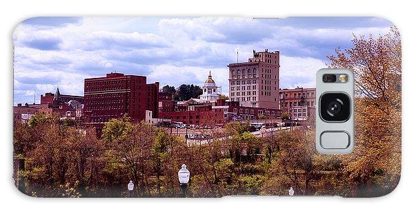 Fairmont West Virginia Galaxy Case by L O C