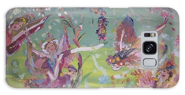 Fairy Ballet Galaxy Case by Judith Desrosiers