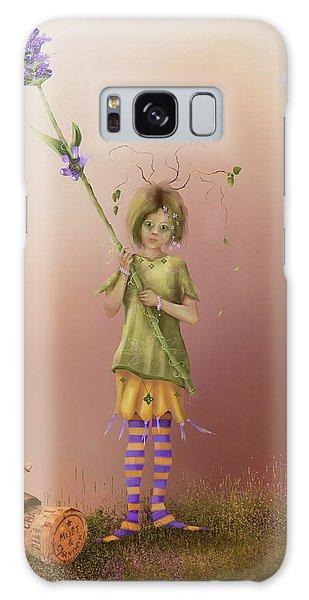 Fairy Bella Lavender Galaxy Case