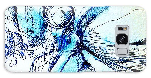 Fairy Doodles Galaxy Case