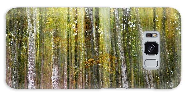Fairy Forest I Galaxy Case by Yuri Santin