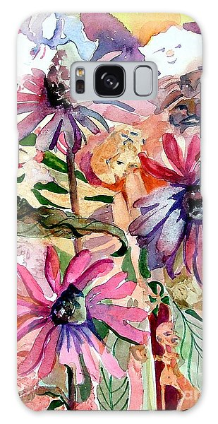 Fairy Land Galaxy Case by Mindy Newman