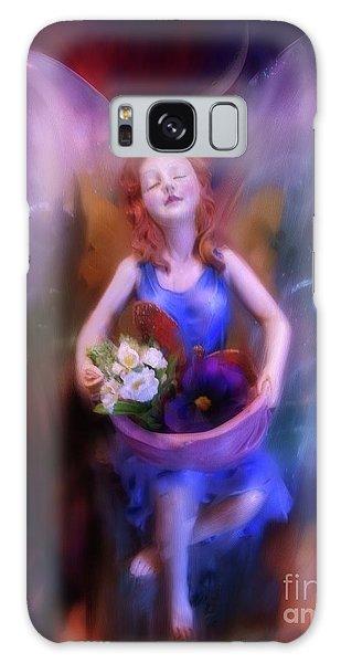 Fairy Of The Garden Galaxy Case