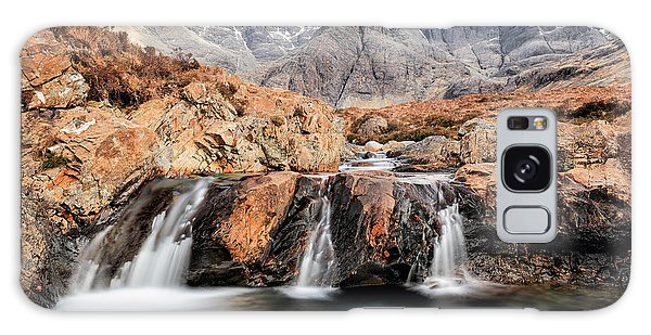 Fairy Pools Galaxy Case - Fairy Pools by Grant Glendinning