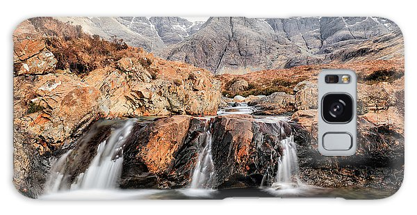 Galaxy Case featuring the photograph Fairy Pools by Grant Glendinning