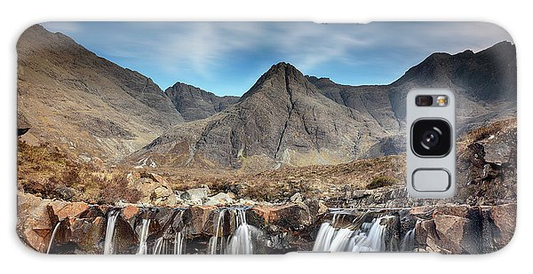 Fairy Pools Galaxy S8 Case - Fairy Pools - Isle Of Skye by Grant Glendinning