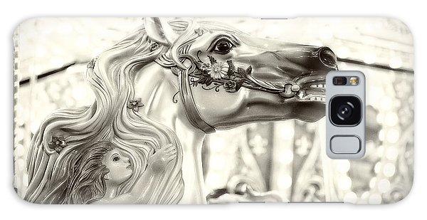 Fairy Steed Galaxy Case by Caitlyn  Grasso