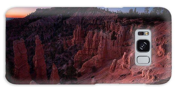 Beautiful Galaxy Case - Fairyland Canyon by Edgars Erglis