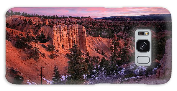 Galaxy Case featuring the photograph Fairyland Loop Trail by Edgars Erglis