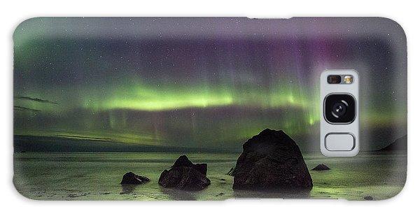 Fairytale Beach Galaxy Case