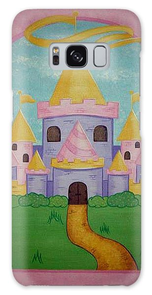 Fairytale Castle Galaxy Case