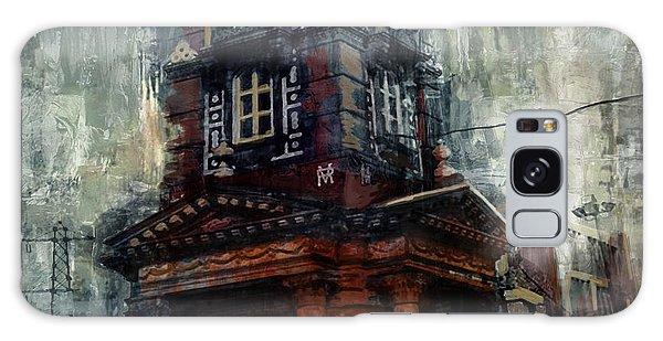 Clock Galaxy Case - Faisalabad 2b by Maryam Mughal