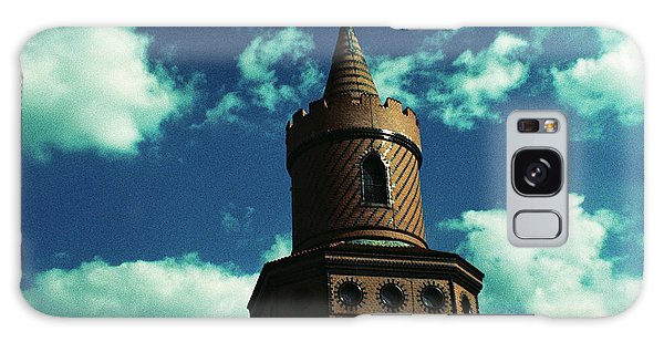Fake German Castle Or Oberbaumbruecke Galaxy Case