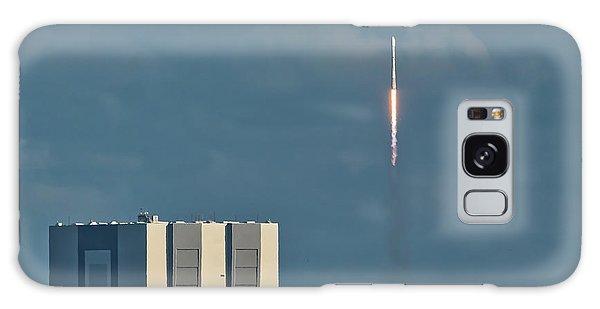 Falcon 9 Launch Galaxy Case