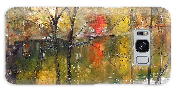 Mountain Lake Galaxy Case - Fall 2009 by Ylli Haruni