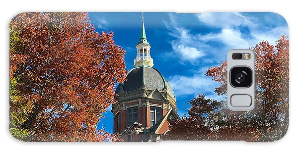 Fall And The Dome Galaxy Case