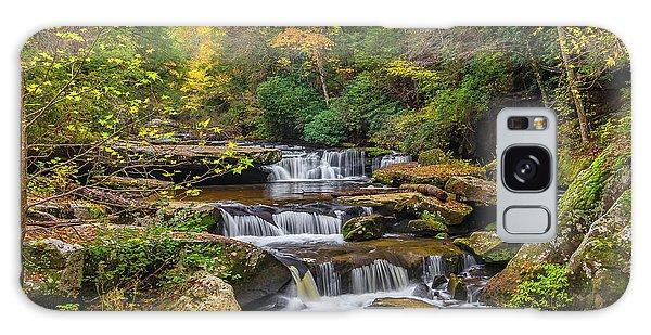 Fall At Bark Camp Creek Galaxy Case