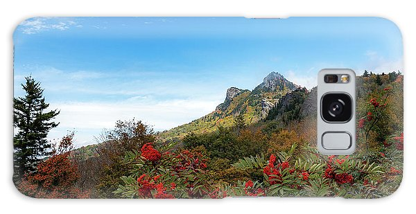 Fall At Grandfather Mountain Galaxy Case