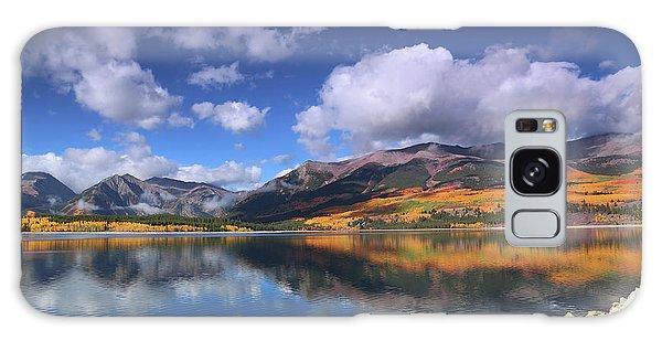 Fall At Twin Lakes Galaxy Case