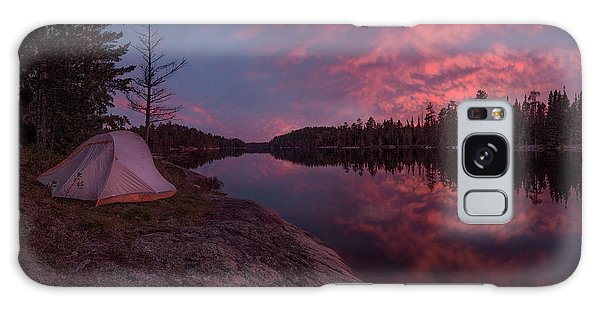 Fall Camping // Bwca, Minnesota  Galaxy Case