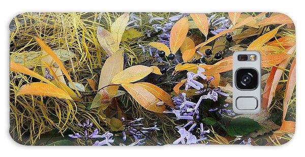Fall Color Soup Galaxy Case by Deborah  Crew-Johnson