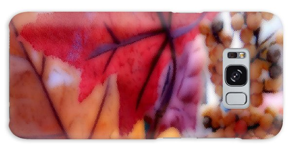 Fall Colors # 6059 Galaxy Case by Barbara Tristan